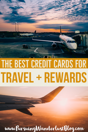 credit cards with the best travel rewards