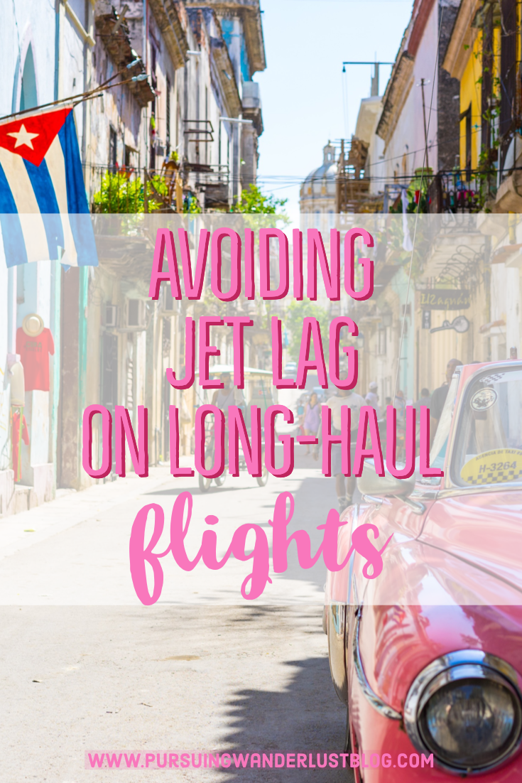 Avoiding Jet Lag on a Long-Haul Flight