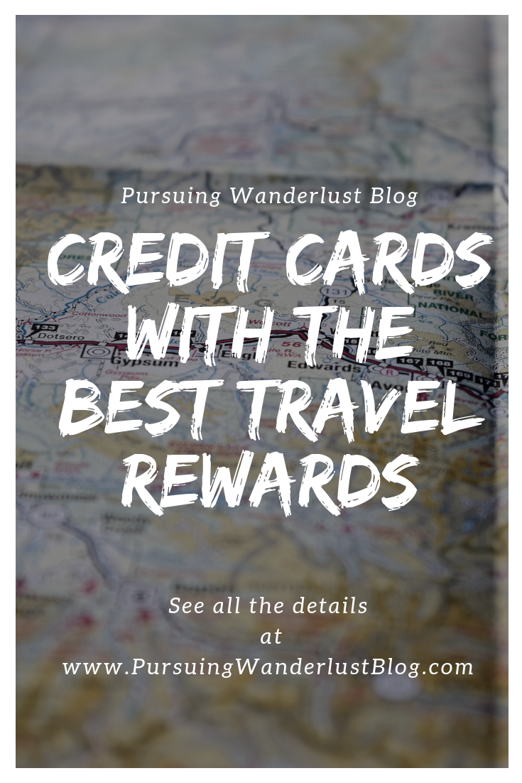 credit card with the best travel rewards