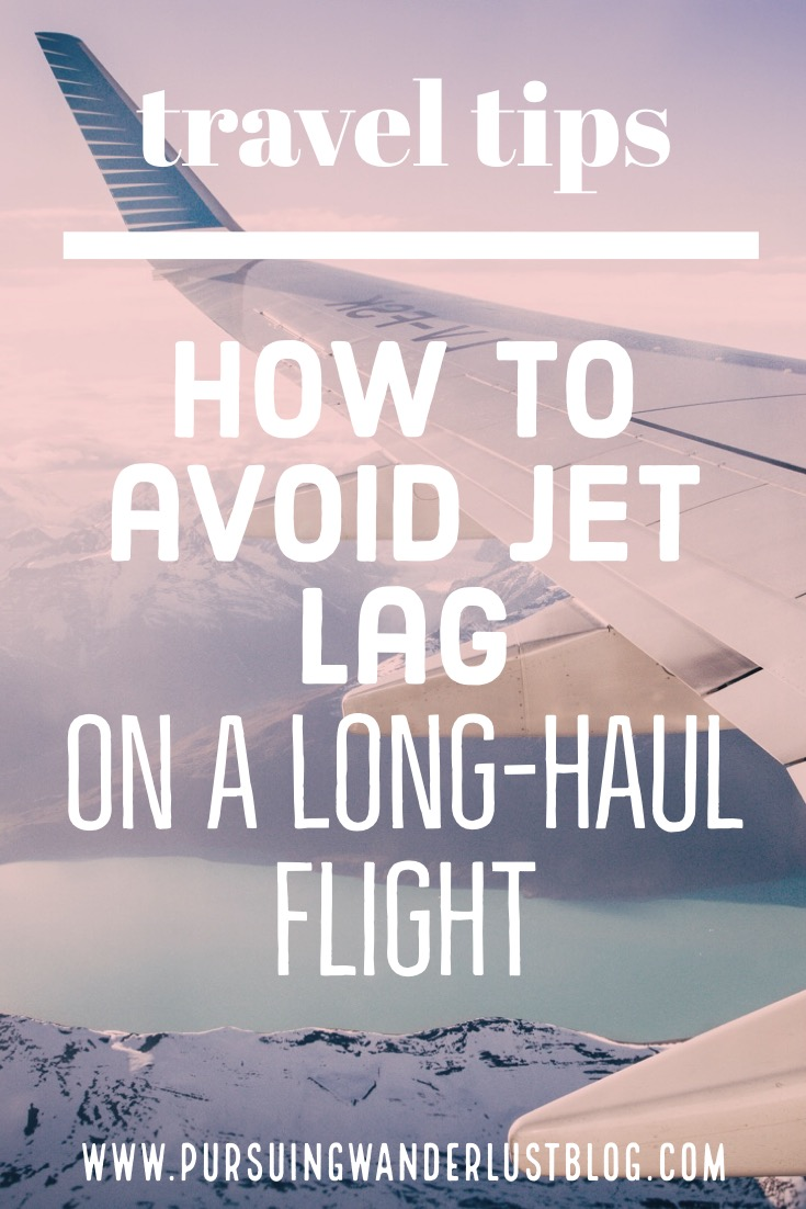 How to Avoid Jet Lag on a Long-Haul Flight