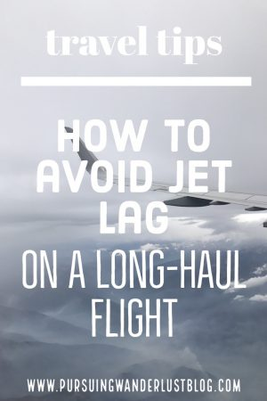HOW TO AVOID JET LAG ON A LONG-HAUL FLIGHT