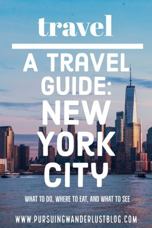 Complete travel guide to New York City