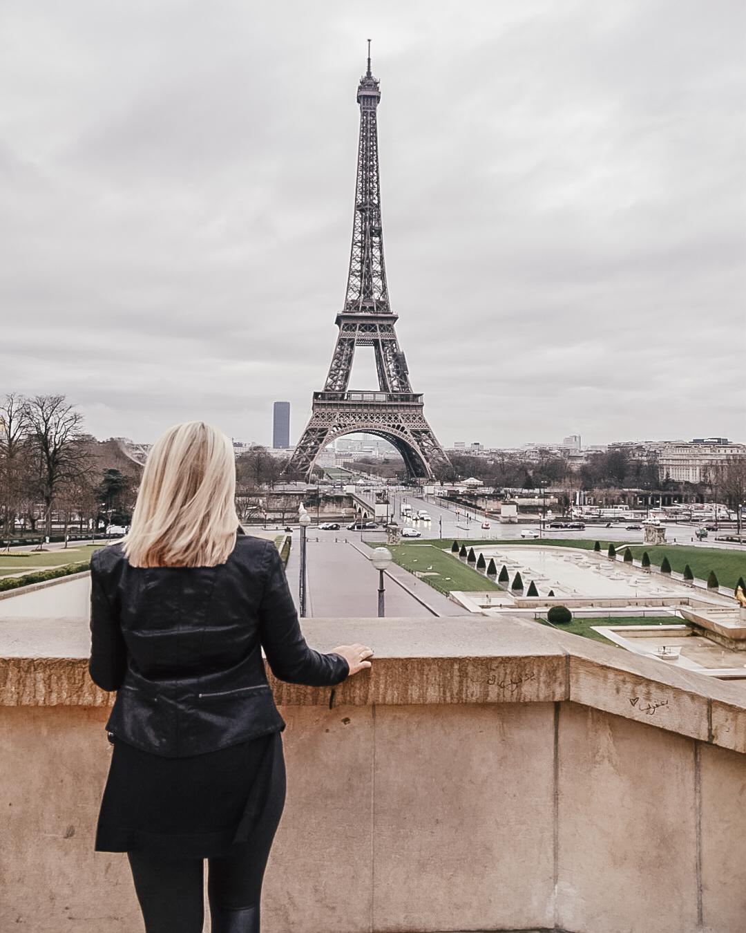 The Five Best Photo Spots in Paris