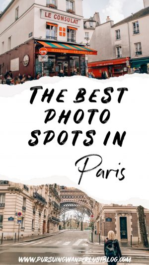 The Best Photo Locations in Paris