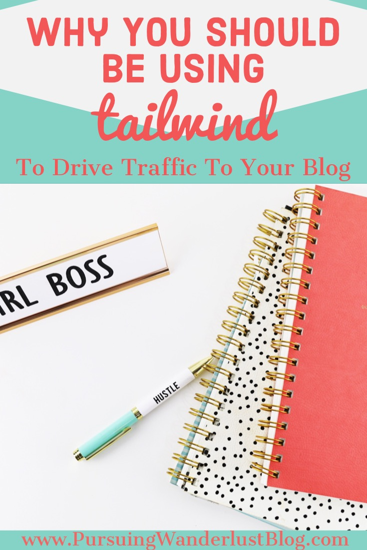 Using Tailwind to drive traffic to your blog