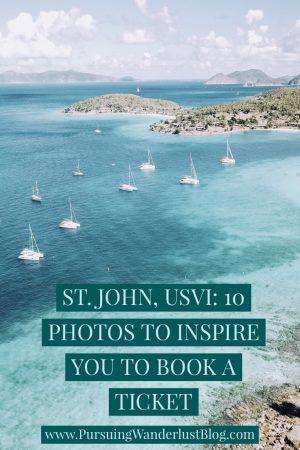 visiting St. John