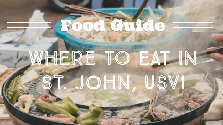 Where to Eat in St. John