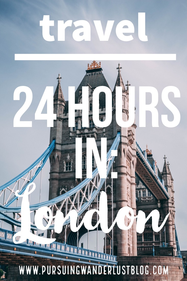 How to Spend 24 Hours in London