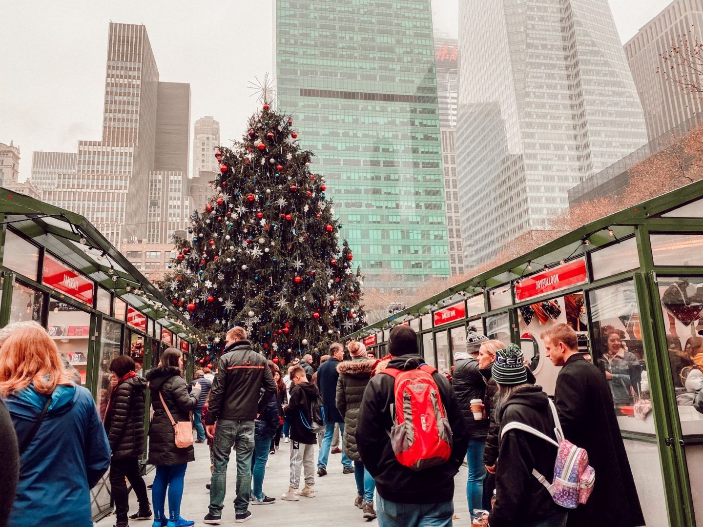 Weekend Guide to NYC During the Holidays (For First Time Visitors)