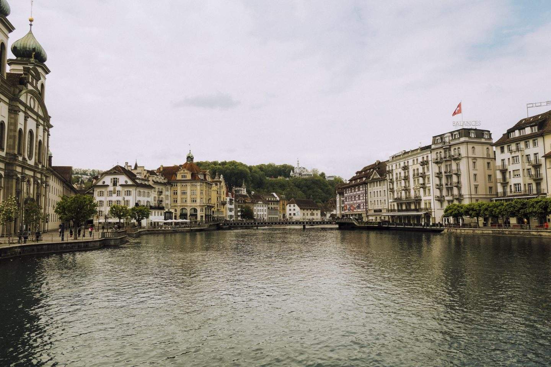 ultimate Switzerland travel itinerary