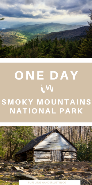 One Day in Smoky Mountains National Park